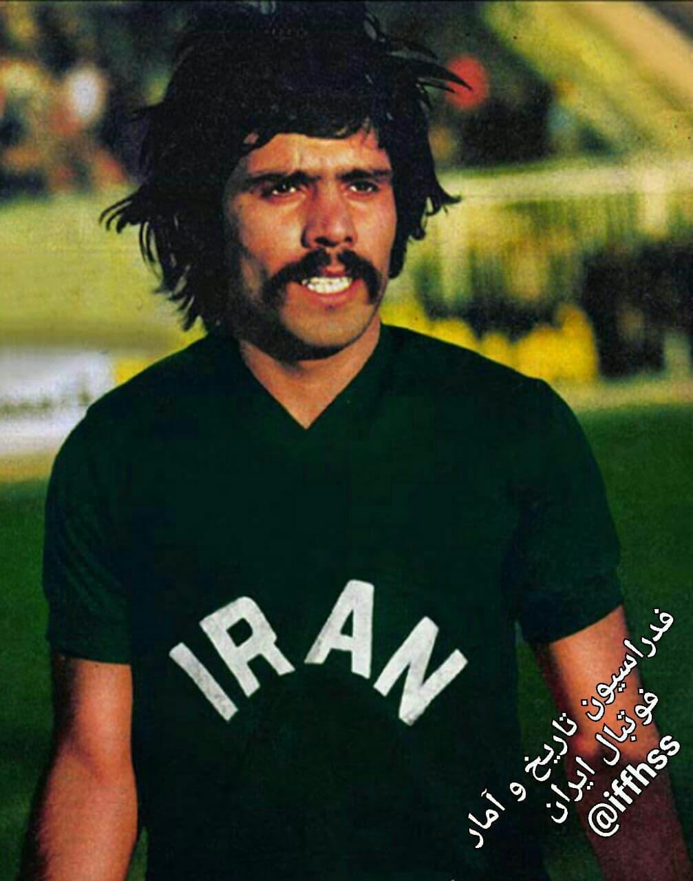 کلکسیون افتخار فوتبال ایران/عکس
