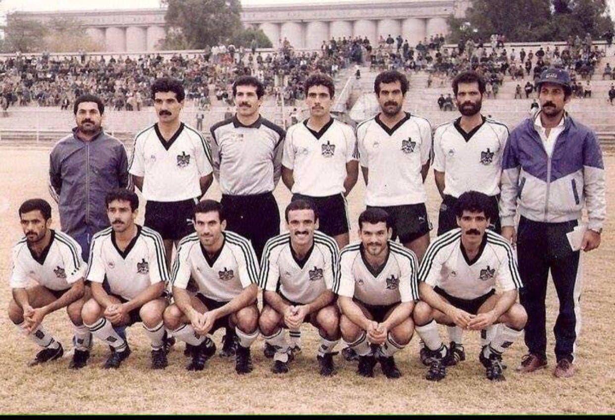 روزی که شاهین نماینده ایران در جام باشگاههای آسیا بود/عکس