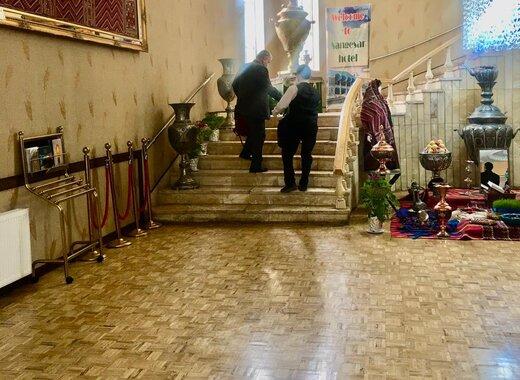 اقامت ۲۵ گردشگر خارجی در مراکز مجاز گردشگری استان سمنان