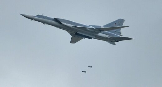 سقوط بمب افکن روسیه سه کشته برجا گذاشت