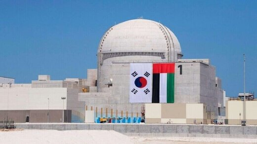 امارات از سوختگیری نیروگاه اتمی خود خبر داد