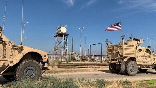 حمله به پایگاه آمریکاییها در سوریه