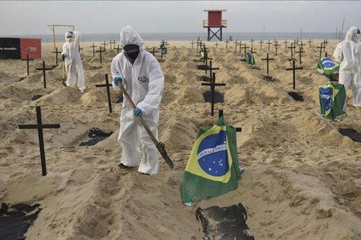 ببینید | سیستم درمان برزیل در آستانه فروپاشی