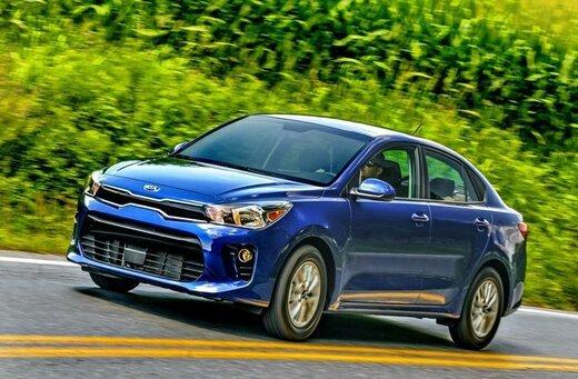 ارزان ترین خودروها در سال گذشته را بشناسید