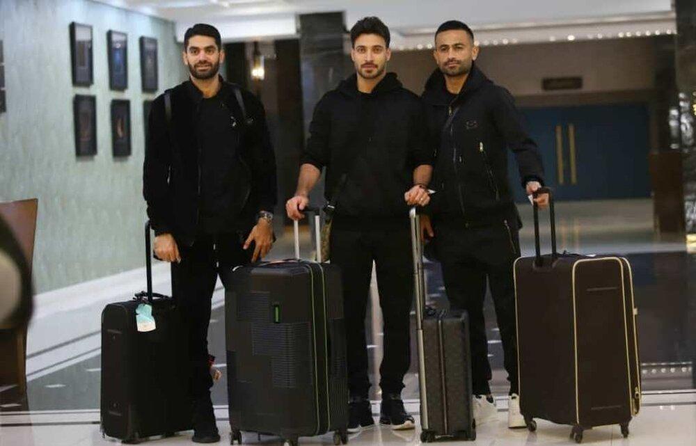 بی احتیاطی در اردوی تیم ملی؛ بی خیالِ کرونا!/عکس