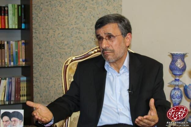 اظهارات جنجالی احمدی نژاد درباره رابطه با آمریکاو انتخابات /حمله مغول هم تقصیر من بود؟ /به محمد بن سلمان  نگفتم مرد صلح /با تاجزاده ملاقات نداشتم