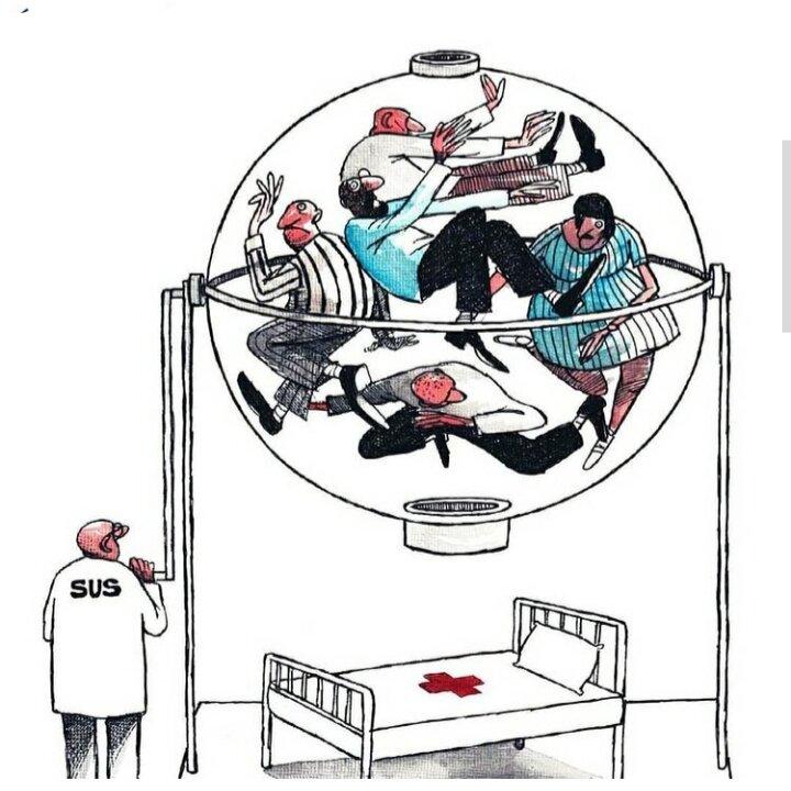 این تخت بیمارستان به کی میرسه؟!