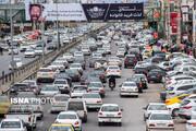 آخرین وضعیت ترافیکی جادههای کشور در ۳ اردیبهشت ماه