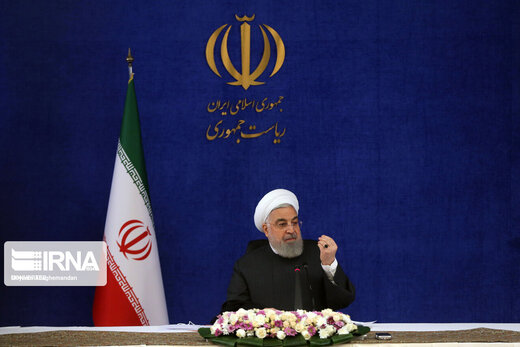 President: Iran to shift crude oil exports to Persian Gulf, Oman Sea terminals