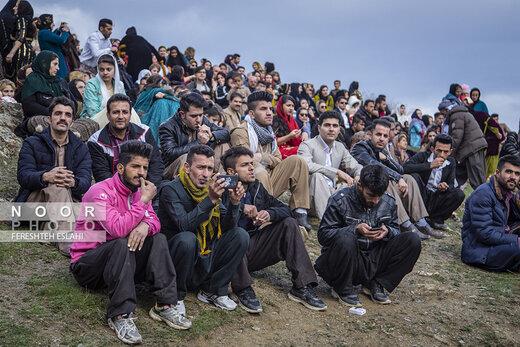 آئین سنتی جشن نوروز در کردستان