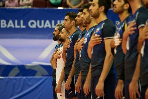 آلکنو این بازیکن را از تیم ملی والیبال خط زد