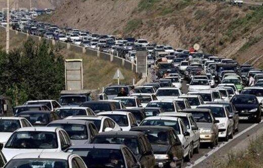 افزایش ۵۵ درصدی ورود خودرو به مشهد نسبت به عید پارسال
