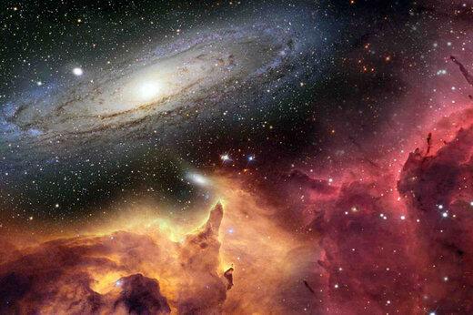 ببینید | ویدیویی عجیب از عظمت جهان که ناسا منتشر کرد