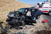 ببینید | افزایش تصادفات در عید 1400