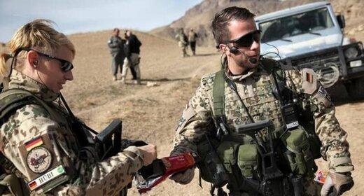 آلمانی ها در افغانستان ماندگار شدند