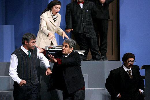 ببینید | خاطره جالب شهاب حسینی از مهدی هاشمی حین اجرا تئاتر کرگدن