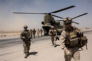 آغاز غیررسمی خروج آمریکا از افغانستان