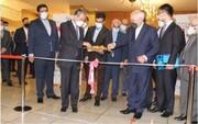 افتتاح نمایشگاه ایران و چین در وزارت خارجه/عکس