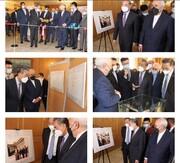 افتتاح معرض الوثائق الخاصة بالعلاقات الإيرانية الصينية