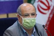 ببینید | کاهش تعداد بیماران کرونایی در تهران