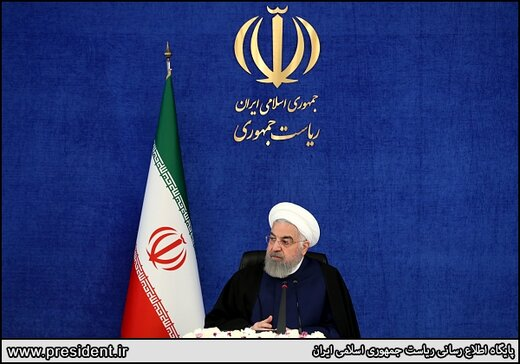 Iran Pres: Govt focusing efforts to contain pandemic, stop sanctions