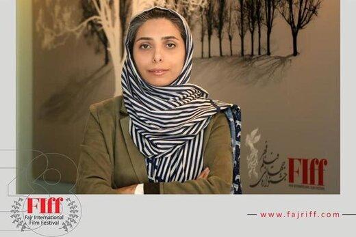 سمیه علیپور مدیر روابط عمومی جشنواره جهانی فیلم فجر شد
