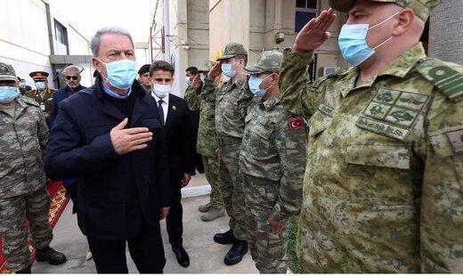 لیبی خواستار خروج نیروهای ترکیه از خاکش شد