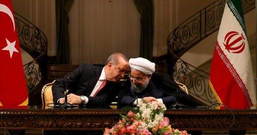 اختلاف نظر منطقهای میان تهران و آنکارا به معنی تقابل دو کشور نیست