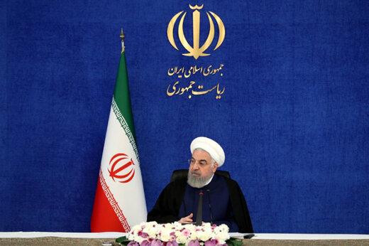 روحانی: همه مردم باید احساس کنند نماینده ای در انتخابات ۱۴۰۰ دارند