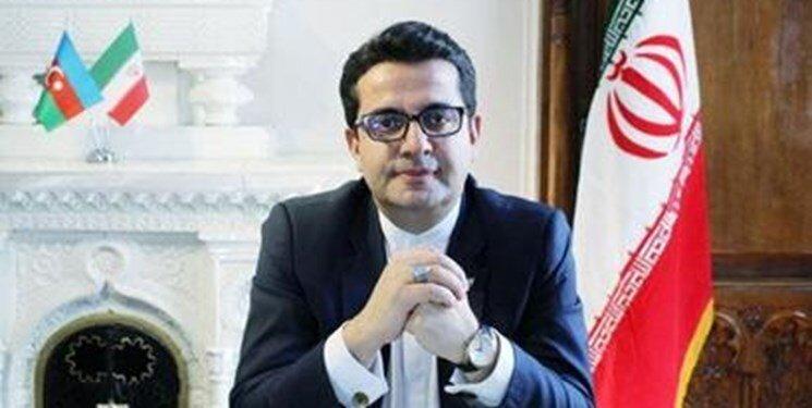 موسوی: روابط ایران و چین وارد مرحله تازه شد