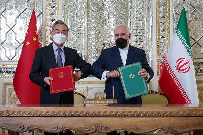 رسانههای آلمانی درباره توافق ایران و چین چه نوشتند؟
