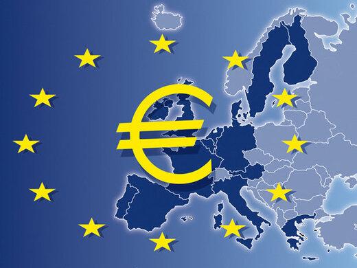 سایه سنگین تورم بر سر منطقه یورو