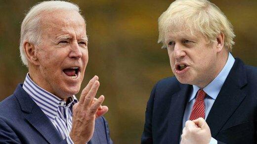 انگلیس و آمریکا به دنبال ائتلاف علیه چین هستند