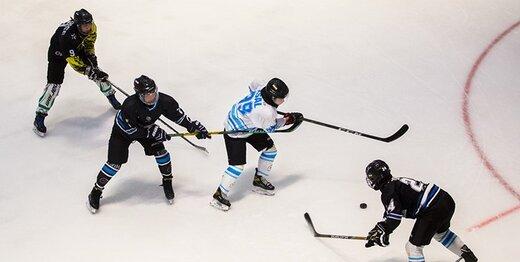 بازتاب مسابقات هاکی روی یخ ایران در سایت فدراسیون جهانی