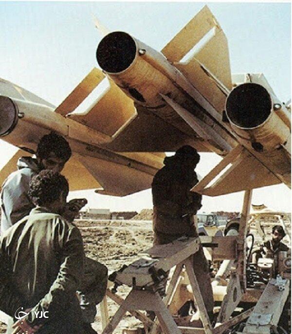 خط و نشان سامانه موشکی ایران برای موشک های روسی و آمریکایی +تصاویر