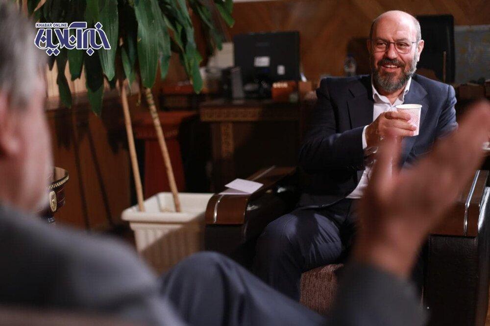حسین دهقان: مخالف مذاکره با آمریکا نیستم /مدیران دولتم را از سپاه نمی آورم
