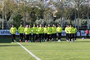 تمرینات تیم ملی فوتبال سوریه در ایران/عکس