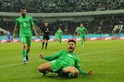 پیروزی عراق بر ازبکستان در تاشکند