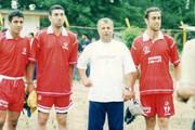 علی پروین: پشیمان شدیم به استقلال 6 گل زدیم
