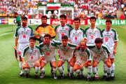 جدال مرد احساسی فوتبال ایران برابر یوگسلاوی/عکس