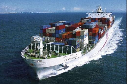 ببینید | ترافیک کشتیها که منتظر باز شدن کانال سوئز هستند