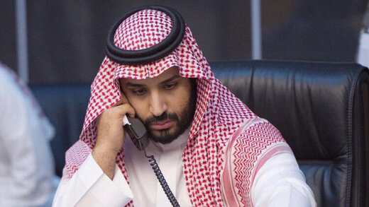 تماس تلفنی بن سلمان با سران سه کشور عربی