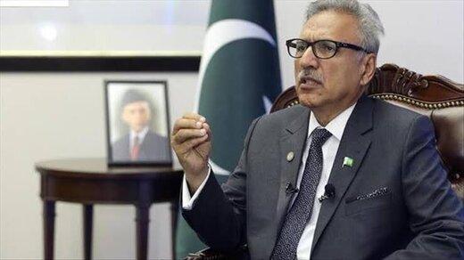 رئیس جمهور پاکستان نیز کرونایی شد
