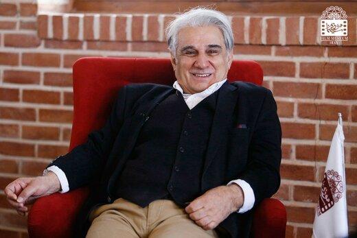 مهدی هاشمی: اگر بازیگر نمیشدم دوست داشتم راننده ترانزیت شوم