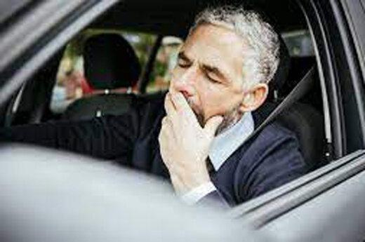 اینفوگرافیک | ۵ روش موثر برای رفع خوابآلودگی هنگام رانندگی