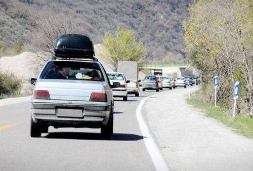 ورود مسافران نوروزی به قزوین ممنوع است