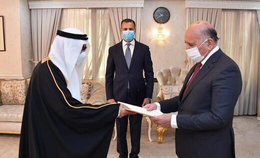 سفیر جدید امارات در عراق؛ ماجرا چیست؟