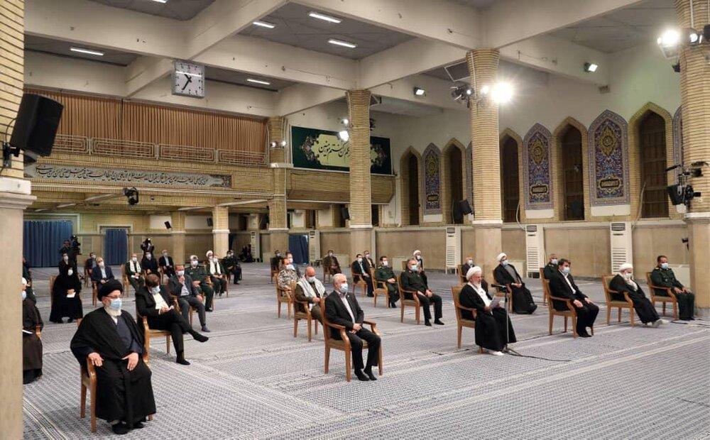 تحسین رهبر معظم انقلاب از ابتکارات کنگره شهدای یزد