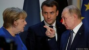 رهبران آلمان، روسیه و فرانسه درباره برجام رایزنی کردند