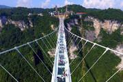 ببینید   ساخت پل شیشهای ۱۰۰متری توسط چینی ها